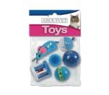 Ajuste Brinquedos do Gato Azul
