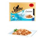 Sheba Cuisine Seleccion Pescados