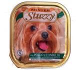 Mister Stuzzy Dog Pollo y Conejo 300Grs