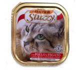 Mister Stuzzy Cat de Pollo e Higado 100grs