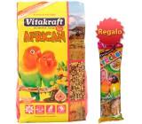 Vitakraft African Agapornis + Regalo Barritas Miel