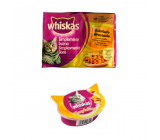 Whiskas Pack Carne Estofada + Temptations