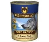 Wolfsblut Wild Pacific 4 Pescados Lata 395gr