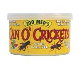 Grillos - ZOOMED can o´crickets